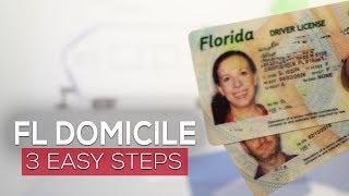 Setup Florida Domicile & Residency for Full Time RV Living