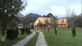 preview picture of video 'CIESAS Sureste (Vista desde la entrada principal)'