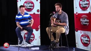 "Pablo Alborán   ""Por Fin"" (acústico En Radio Disney)"