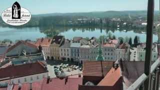 preview picture of video 'Hotel Bílá paní - Jindřichův Hradec'