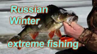 Рыбалка зимой на озеро воже