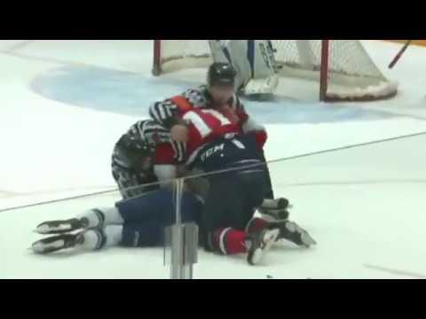 Josh Anderson vs. Igor Merezhko