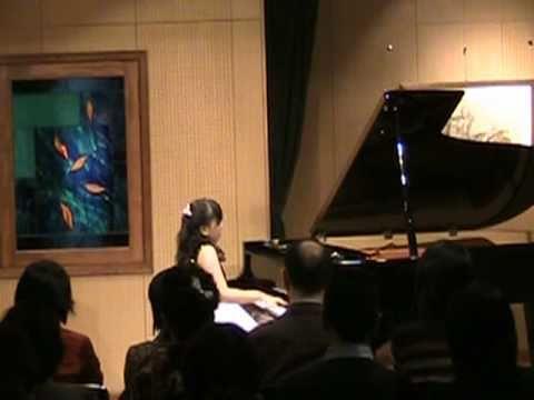 Aimi Kobayashi plays Beethoven Waldstein 3rd mvt at Nagoya in Oct 2009