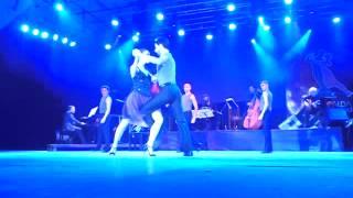 preview picture of video 'LA FALDA TANGO 2013'