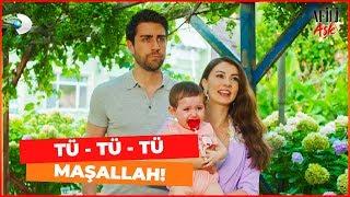 Ayşe Ve Kerem'in Kız Evine Bayram Ziyareti   Afili Aşk 9. Bölüm