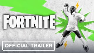 Fortnite - Official Pelé 'Air Punch' Trailer by IGN