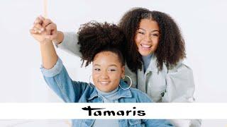 Die Herbst/Winter 2020 Kampagne von Tamaris.