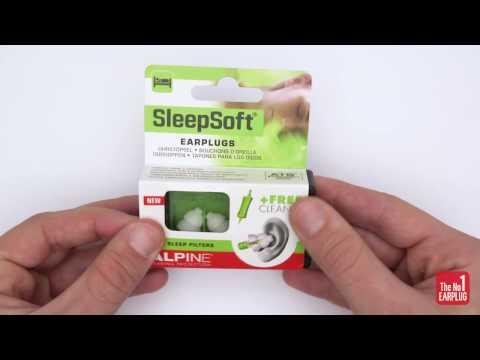 Alpine SleepSoft Unboxing