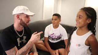 Kids SHAME DAD For Not BEING GOOD at TikTok   FamousTubeFamily