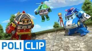 We keep Amber! | Robocar Poli Rescue Clips
