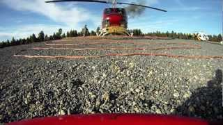 Helicopter Flight Into The Grand Canyon