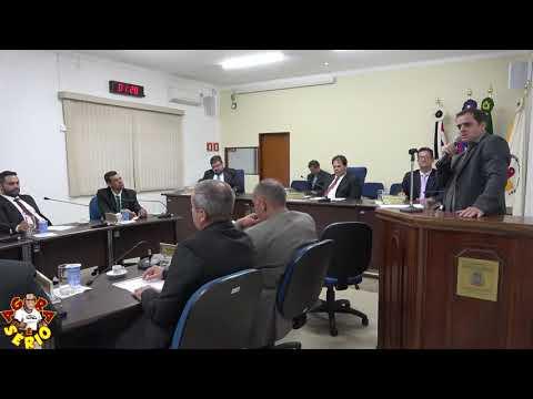 Tribuna Vereador Marcelo Moura dia 2 de Abril de 2019