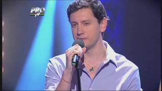 The Great perfomance of 50's Rock Singers in The Voice