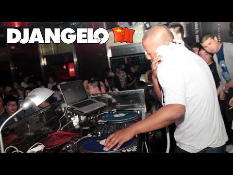 DJ ANGELO @ MIX Club Beijing China