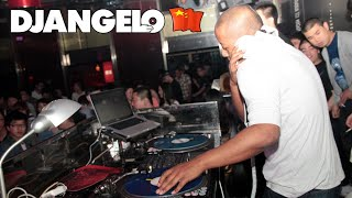 DJ ANGELO @ MIX Club Beijing China