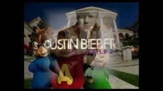 Justin Bieber - Overboard (feat Jessica Jarrell) (Version Chipmunks)