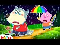Wolfoo! Piggy Comes Here - Wolfoo Got a Boo Boo - Kids Stories About Wolfoo Friends | Wolfoo Family