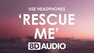 OneRepublic   Rescue Me (8D AUDIO) 🎧