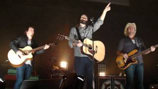THIRD DAY LIVE 2011: SHOW ME YOUR GLORY + BLACKBIRD + FREEBIRD (Davenport, IA)