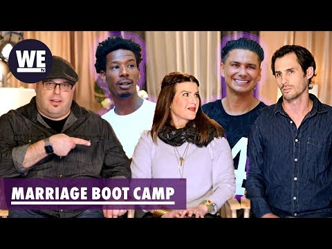 Aubrey Calls It, Pauly D Comes Back: The Crew Tells All | Marriage Boot Camp: Reality Stars