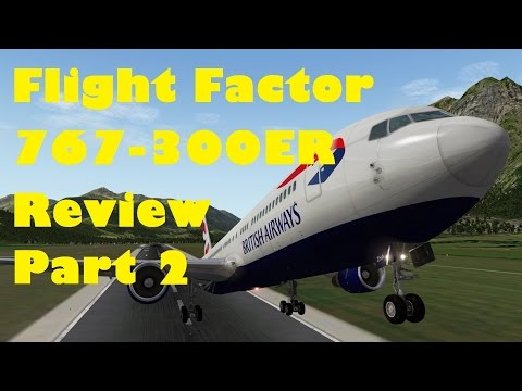 Flightfactor Boeing-777 (question about the quality) :: X