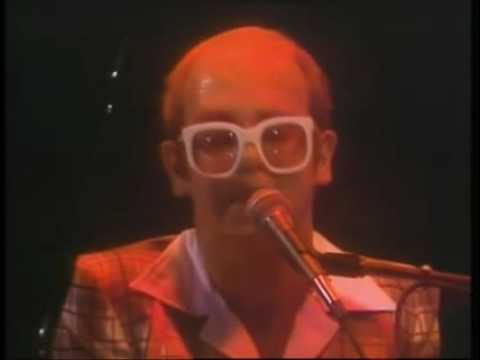 Elton John-Border Song (Edinburgh 1976)