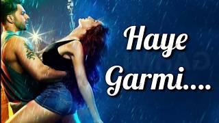 Garmi Lyrics | Street Dancer 3D | Badshah , Neha   - YouTube