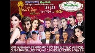 Mai Vàng Kết Nối Liveshow 1 tại Phòng Trà Nhạc Xanh: Bảo Thy, Noo Phước Thịnh, Only C, Lou Hoàng