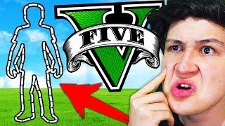Soy INVISIBLE En GTA 5! Grand Theft Auto V - GTA V Mods