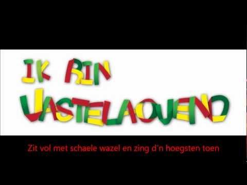 LVK 2013: Roy van den Broek - Ik bin vastelaovend (Blerick)