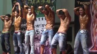 preview picture of video 'Mr ACT 2012: Body Beautiful - Prejudging Batch 3'