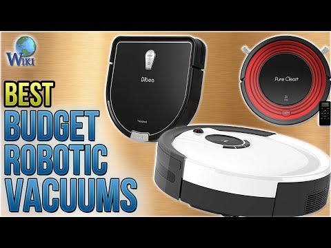 10 Best Budget Robotic Vacuums 2018