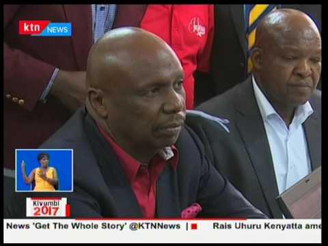 Seneta Gideon Moi ahidhinishwa na IEBC kuwania useneta katika Kaunti ya Baringo