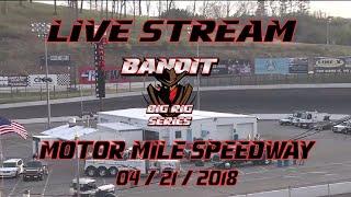 Trucks - MotorMile2018 Bandit Round2 Race Full Race