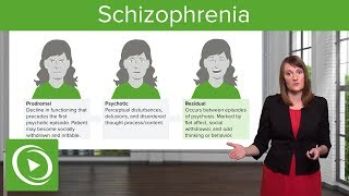 Schizophrenia: Neurotransmitter Tracts, Causes, Treatment & Assessment – Psychiatry   Lecturio