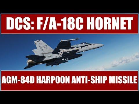 DCS World Steam Edition :: DCS: F/A-18C Hornet – AGM-84D