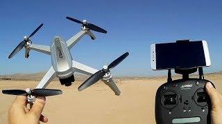 JJPRO X5 EPIK Brushless GPS 1080p FPV Follow Me Drone Flight Test Review