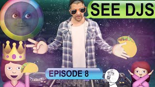 See DJs Episode 8, Channel Faders and the Cross Fader With Kayzo