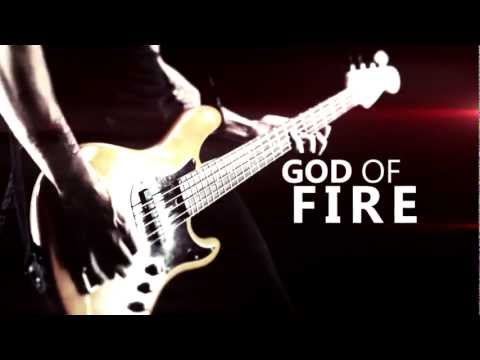 Kingdom - God Of Fire (Lyric Video)