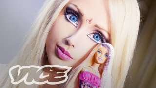 Space Barbie: Real Life Ukrainian Barbie
