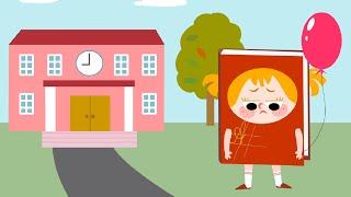 Мультики для девочек - Ма́шины одёжки - Снова в школу - Серия 7