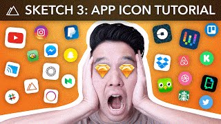 How To Make Your Own IOS And Android App Icon Tutorial