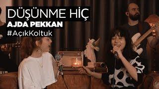 Zeynep Bastık ft. Eftalya Yağcı - Düşünme Hiç Akustik (Ajda Pekkan Cover)