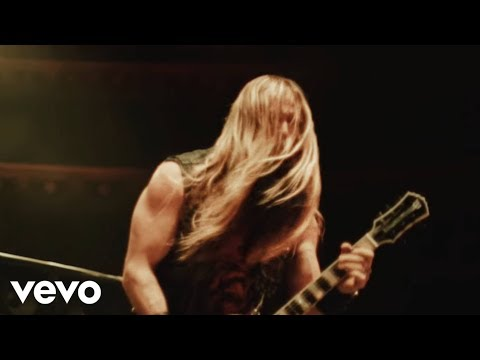 BLACK LABEL SOCIETY - A Love Unreal (Official Music Video