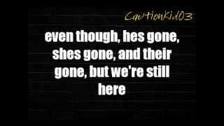 Chris Rene - We're still here [Lyrics]