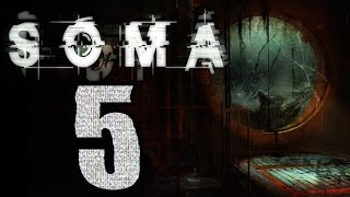 ► SOMA | #1 | 5/7 | Superotvírák! | CZ Lets Play / Gameplay [1080p] [PC]