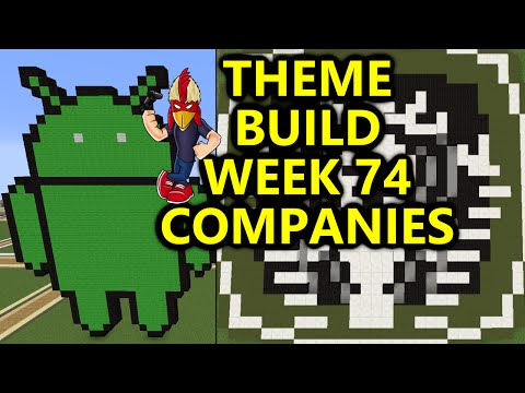 Minecraft - Your Theme Builds - Week 74 - Favorite Company