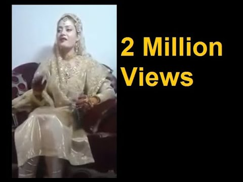 Shazia Sings On Her Wedding | Kashmiri Songs | Kashmiri Wedding Song | Kashmiri Gaywun Mp3