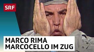 Marcocello   Im Zug | Comedy Frühling | SRF Comedy