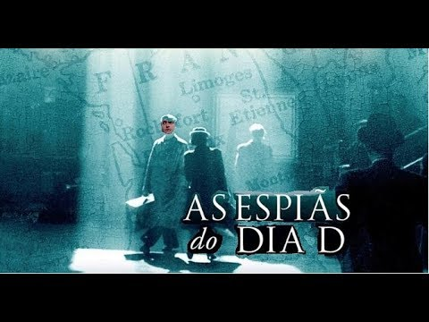 Literatura: As Espiãs do Dia D